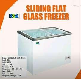 freezer RSA bagus