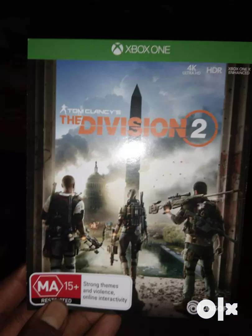 Tom Clancy.s The division 2 0