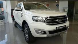 Ford Endeavour, 2021