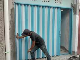 Rolling door service dan pasang baru