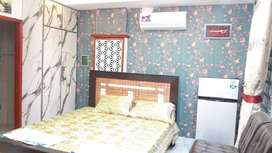 Studio Furnished Flat Available For Rent in Bahria Town Lahore
