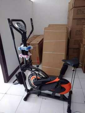 Sepeda statis ORBI TRAC MULTIFUNGSI bisa COD LANGSUNG dirumah id 717