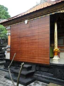 Krey kayu dan krey bambu