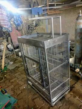 """Parrots cage brand new 36""""24""""x60"""""""