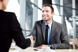 Sales executive of interior product
