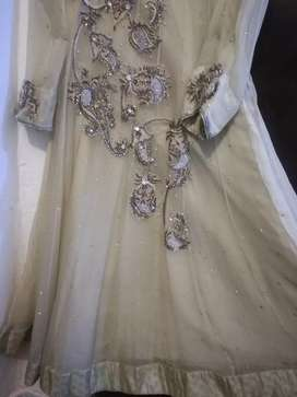 design by MashAllah boutique in liberty hand work price only 15000