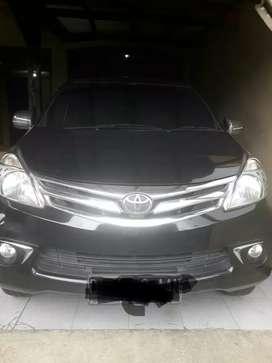 Toyota Avanza tipe G 2013 1.3
