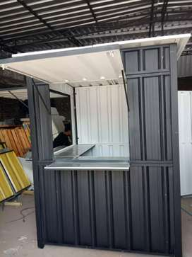 Stand / Booth Container untuk usaha anda