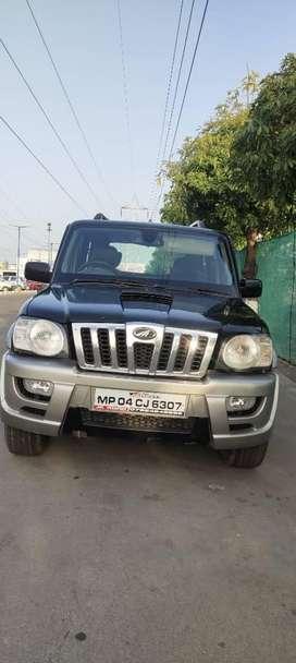 Mahindra Scorpio 2009-2014 VLX 2WD BSIV, 2012, Diesel
