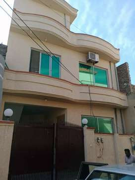 5 Marla Double Unit House for Sale near Chaklala Scheme 3