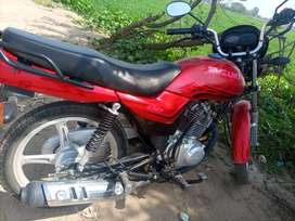 Suzuki gd 110s . only 5000 km used with single hand.