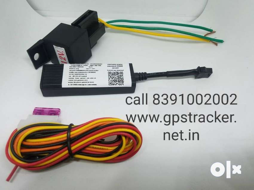 HYDERABAD GPS TRACKER FOR KTM BENELLI PULSAR BULLET WITH ENGINE ON OFF 0