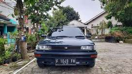 Dijual Toyota Corolla 1.3 Se Twincam 1989 mulus no pr pajak hidup