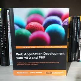 Buku Web Application Development with Yii 2 and PHP 2nd New edition
