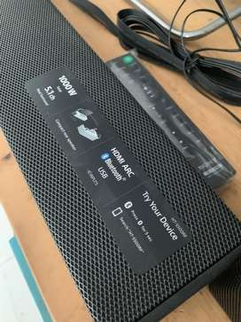 Soundbar Sony S500RF Real Suround like new