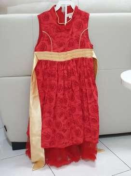 Dress Anak Princessa