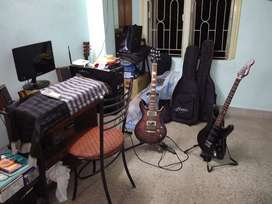 Home Classes for Guitar