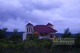 Dijual; rumah serasa villa di Salatiga. Candi soba