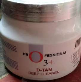 O3+ professional D tan cleaners