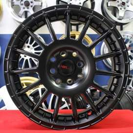 velg type ARROW JD803 HSR Ring.16 Lebar.7 PCD.4X100-4X114,3 ET.45 SMB