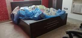 Double bed in good condition
