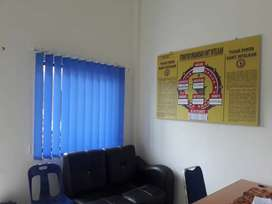 Gorden Vertical Blind Tirai Office Kantor Medan