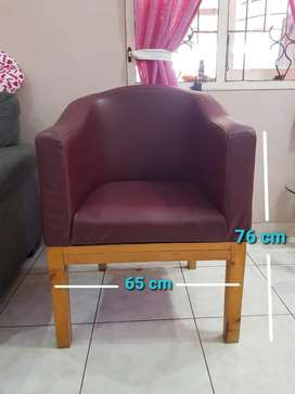 Kursi sofa single seat / 1 orang