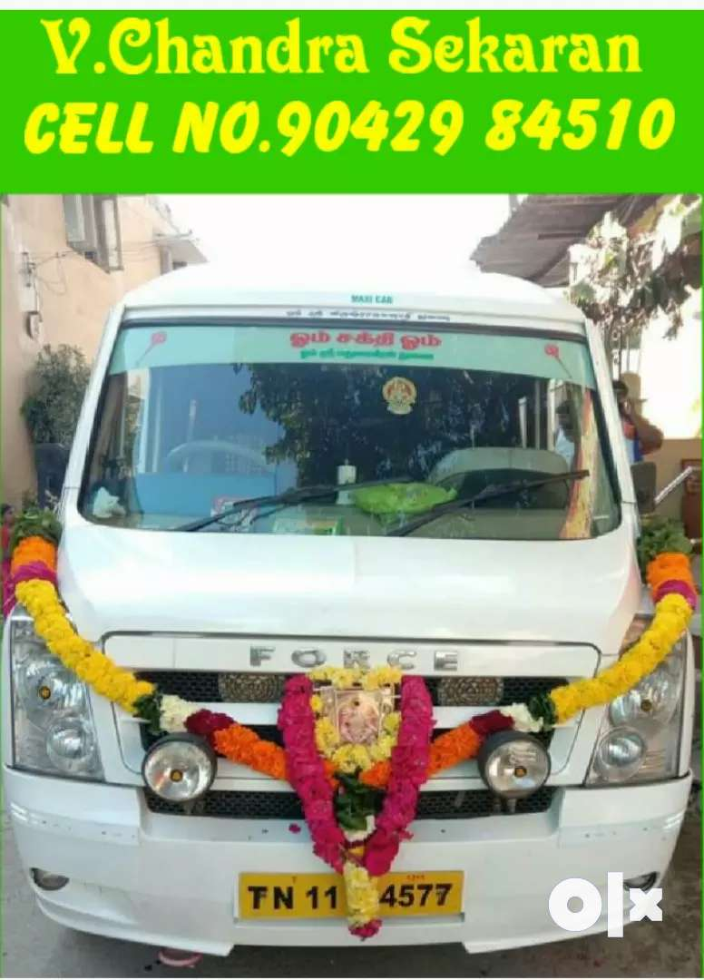 Tempo Traveller for Rent 0