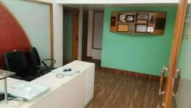 Centrally located office in Akota