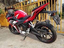 Honda CBR 150 2017 Dp 1,85jt Unit Grade A+ Siap Pakai Bukan Vixion ya