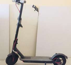 Scooter listrik x singapore