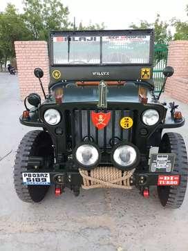 Shri Bala ji modifiers willys hunter open modified jeeps