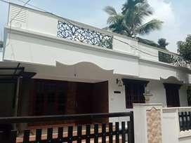 3 bhk 1200 sqft 5 cent house at edapally varapuzha area