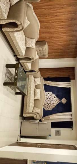 2bed room furnished falt4rent short long period bahria town rwp