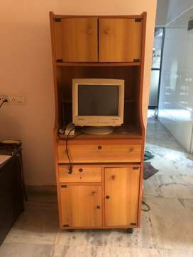 Computer table cum study table