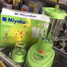 Blender Miyako Kaca 2 Tabung