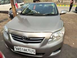 Toyota Corolla Altis 1.8 G CNG, 2010, CNG & Hybrids