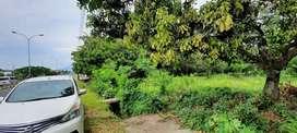Tanah pekarangan pinggir jalan raya Boyolali Solo