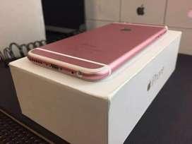 Apple I phone 6s plus.64gb with bill box warranty on cod