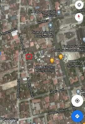 Jual Tanah Murah Lokasi Pusat Kota (Belakang Polda)