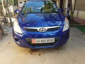 Hyundai I20 2010 Petrol 58000 Km Driven