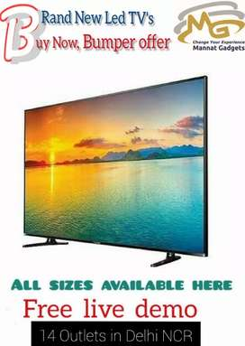 32 inch smart LED TV // Exclusive deals on site