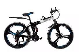 Bmw folding cycle @ 15500