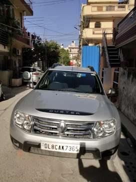 Just like New Duster only in Rs 550000