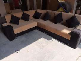 Corner sofa new brand manufacturing( home delivery)