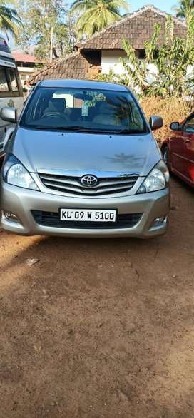 Toyota Innova 2.5 G 7 STR BS-III, 2008, Diesel
