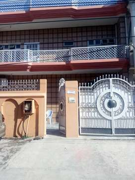 HNo 590,St No-4, Upper Portion House Available for Rent. Newly Painted