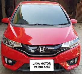 Honda Allnew Jazz 1.5 E (RS) A/T 2014 top condition