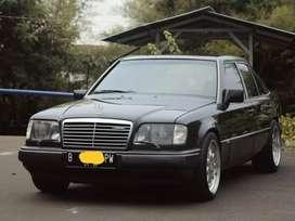 Mercy Mercedes W124 E320 AT 1993