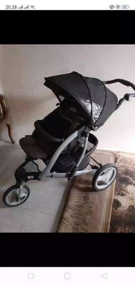 Stroller graco new like